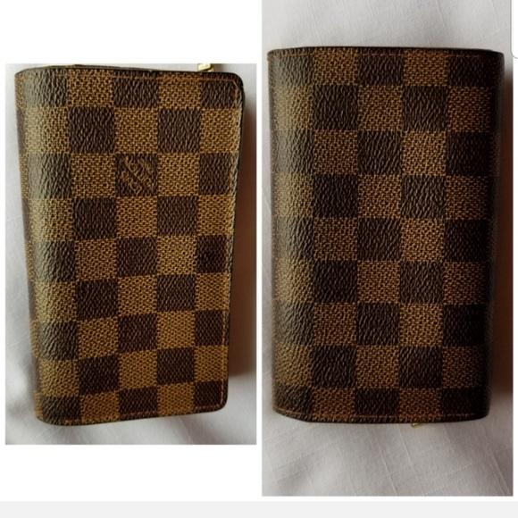 Louis Vuitton Handbags - 🎊Vuitton Damier Porte-Monnaie Tresor Wallet🎀